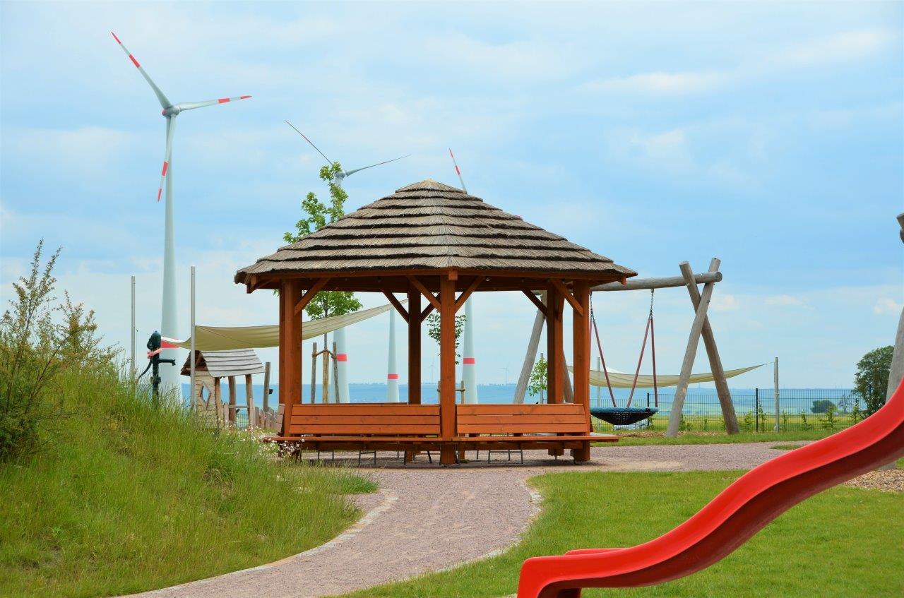 Pavillon-Qualität Exklusiv bei RIWO - individueller Kundenwunsch
