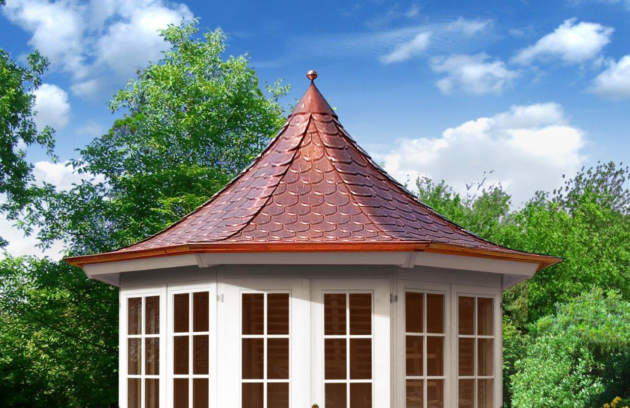 vacanza asiatischer pavillon gartenpavillon von riwo. Black Bedroom Furniture Sets. Home Design Ideas